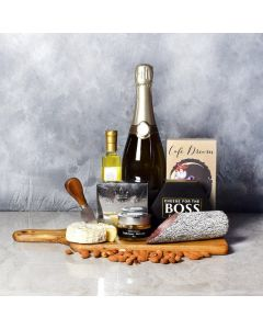 Gourmet Flavours Champagne Basket