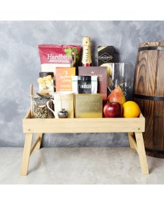 Meadowvale Champagne Gift Basket, champagne gift baskets, gourmet gift baskets, gift baskets, gourmet gifts