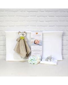UNISEX LUXURY CHANGING PAD GIFT SET, unisex gift hamper, newborns, new parents