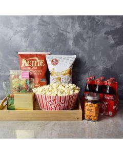 Coke & Chips Snack Set, gourmet gift baskets, gift baskets, gourmet gifts