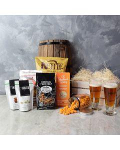 Cookies & Nuts Snack Set, gourmet gift baskets, gift baskets, gourmet gifts