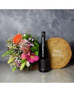 Happy Birthday Cookie Gift Set