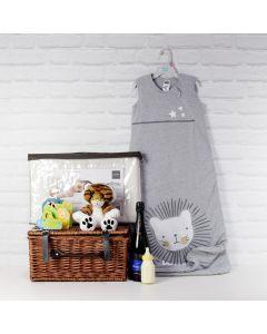 SLEEP EASY UNISEX BABY GIFT SET, baby boy gift hamper, newborns, new parents