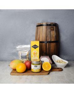 Fresh & Fruity Gift Basket, gourmet gift baskets, gift baskets, gourmet gifts