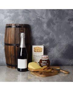 Spread a Smile Champagne Basket