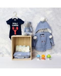 TOTALLY AWESOME BABY BOY GIFT SET, baby boy gift hamper, newborns, new parents