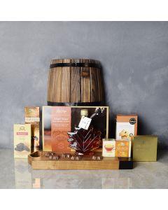 Maple Fantasy Gift Basket, gourmet gift baskets, gift baskets, gourmet gifts