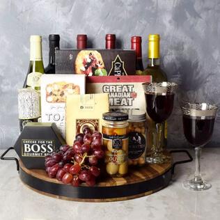 Beaconsfield Deluxe Wine Crate Vermont
