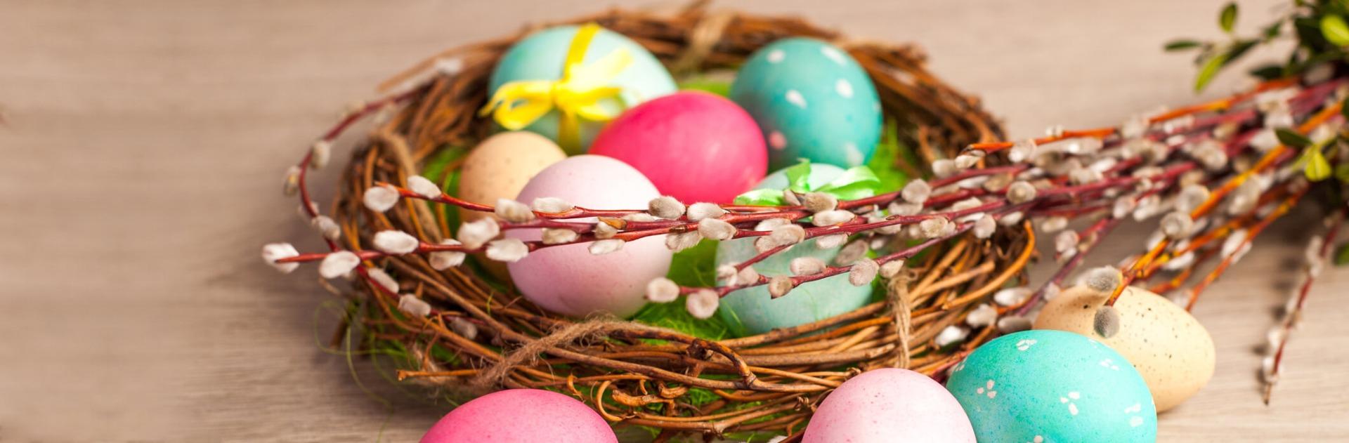 Easter Gift Baskets Thomaston
