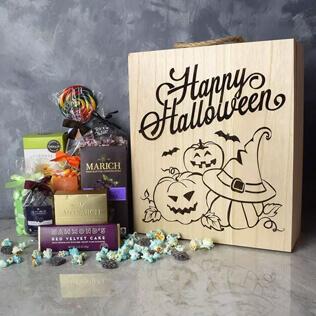 Halloween Sweets Crate Vermont