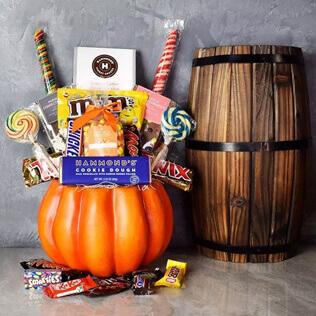 Sweet Halloween Gift Basket Vermont