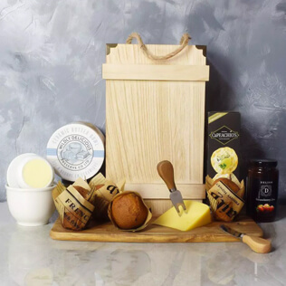 A Simple Morning Gourmet Gift Set Vermont