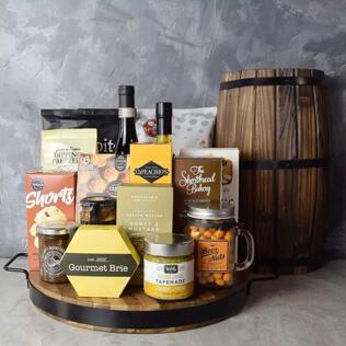Hillcrest Wine Basket Manchester