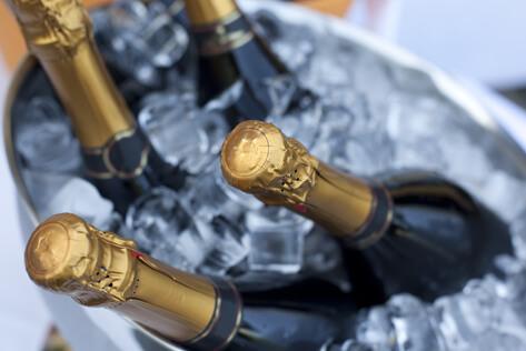 Champagne Gift Baskets Glastonbury