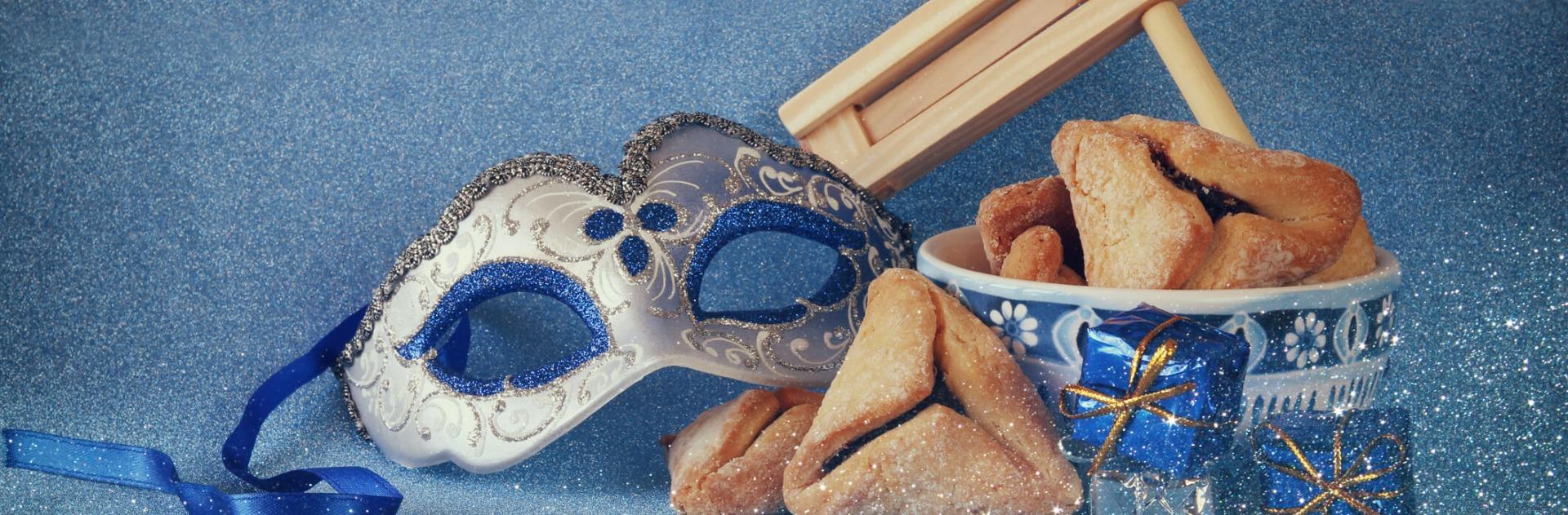 Purim Gift Baskets Glastonbury
