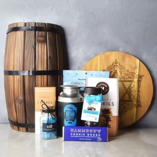 Lshanah Tovah Gift Basket Vermont
