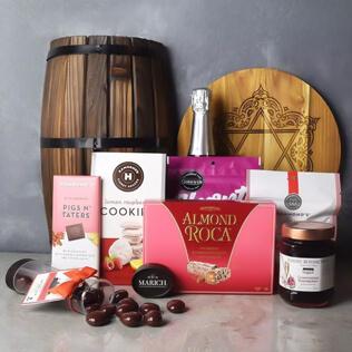 Prestigious Rosh Hashanah Chocolate Gift Set Vermont