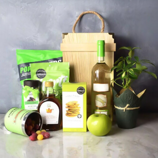 Rosh Hashanah Wine Crate Vermont