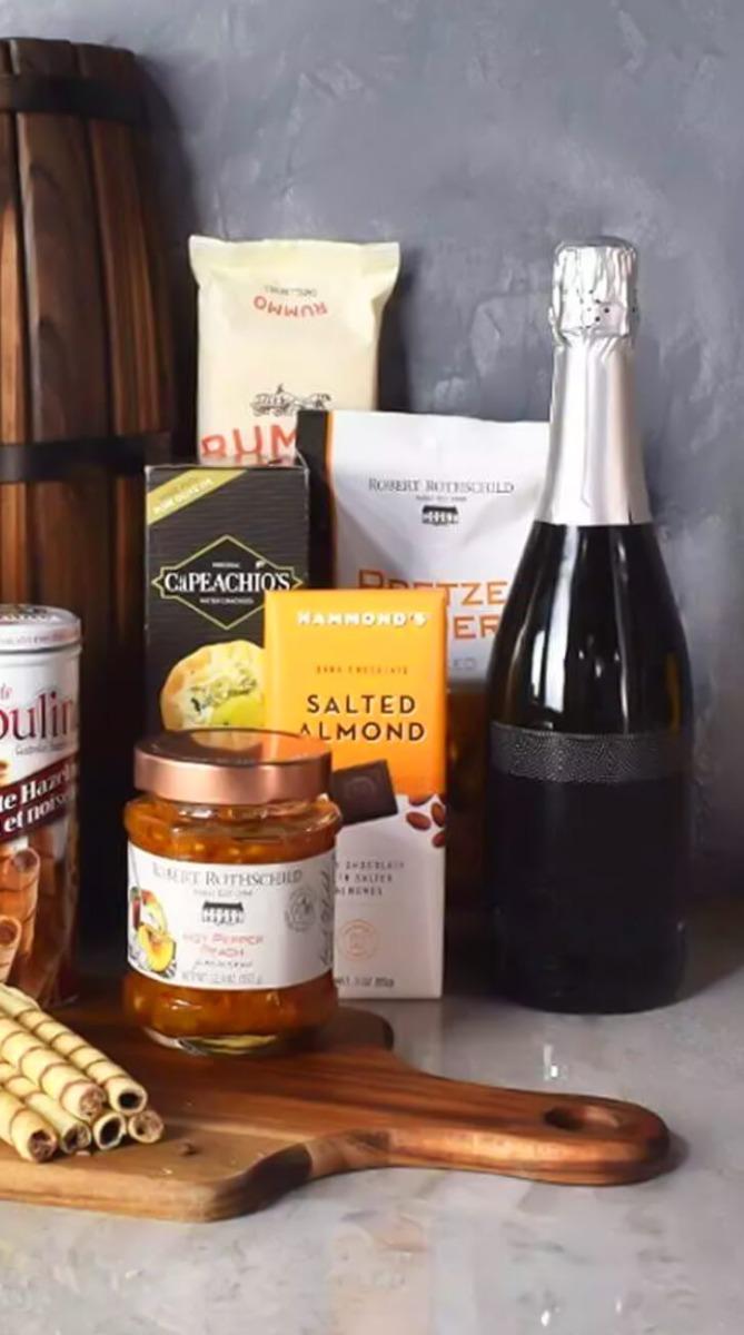 The Sweet New Year Celebration Kosher Gift Set