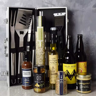 Rosedale Barbecue Gift Set Manchester