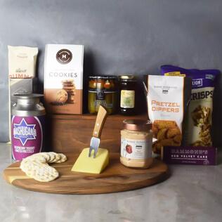 Basket Of Kosher Treats Vermont