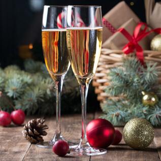 Champagne gift baskets Ithiel Falls