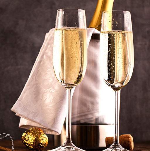 Our Champagne Gift Ideas for Mom & Dad