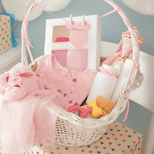 Our Custom Baby Gift Ideas for Mom & Dad