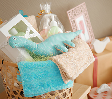 Custom Baby Gift Baskets Delivered to Vermont