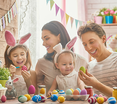 Easter Gift Baskets Delivered to Vermont