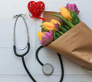 Nurses Week Gift Baskets Delivered to Vermont