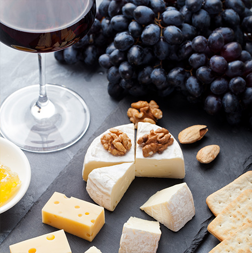 Our Wine and Cheese Gift Ideas for Mom & Dad