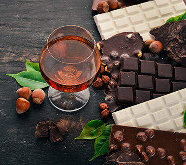 Wine and Chocolate Gift Baskets Delivered to Vermont